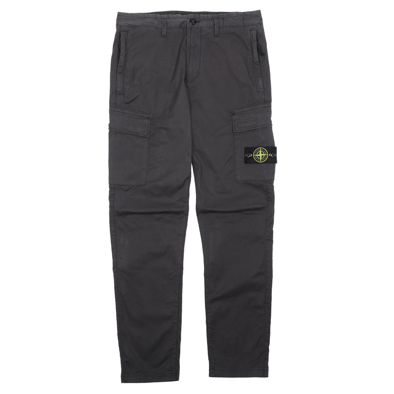 Stone Island Cargo Pant Charcoal