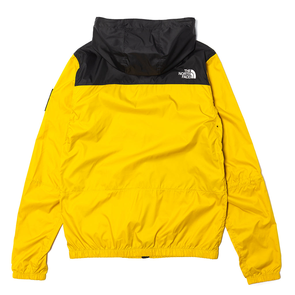 The North Face 1990 SE Mountain Jacket Leopard Yellow Asphalt Grey