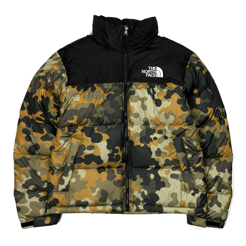 The North Face 1996 Retro Nuptse Jacket Macro Fleck Print