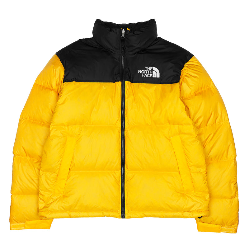 The North Face 1996 Retro Nuptse Jacket Yellow