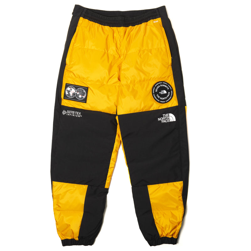 The North Face 7SE Down Pant Gore-Tex Yellow