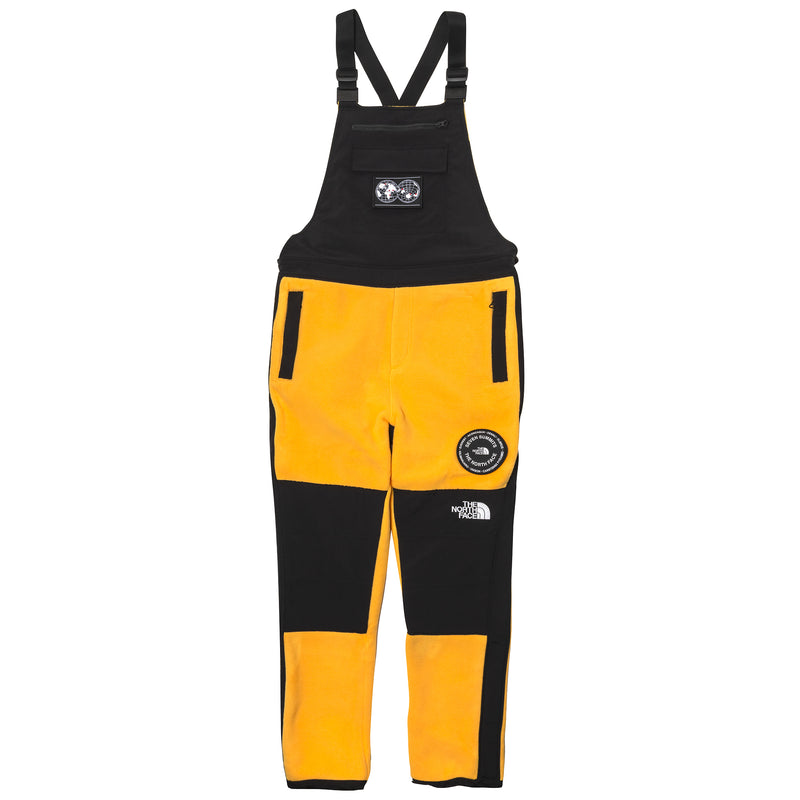 The North Face 7SE Himalayan Fleece Suit Yellow
