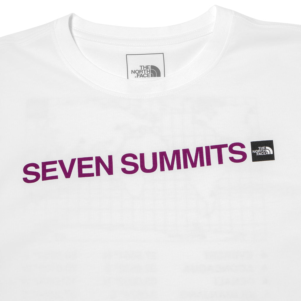The North Face 7SE T-Shirt White