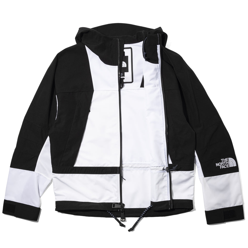 The North Face Black Series Mountain Light Jacket White Black