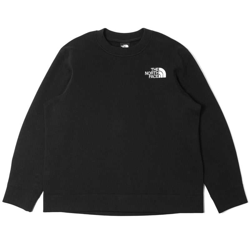 The North Face Black Series Spacer Knit Crewneck Black
