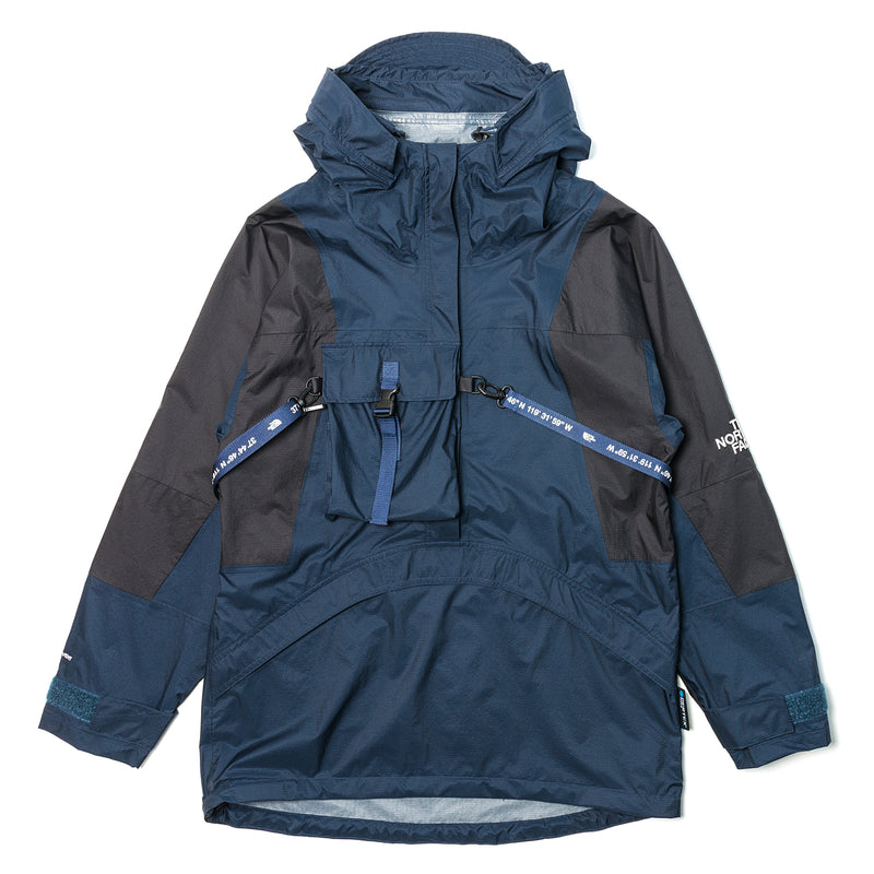 The North Face Black Series x Kazuki Kuraishi Micro Ripstop Anorak Urban Navy