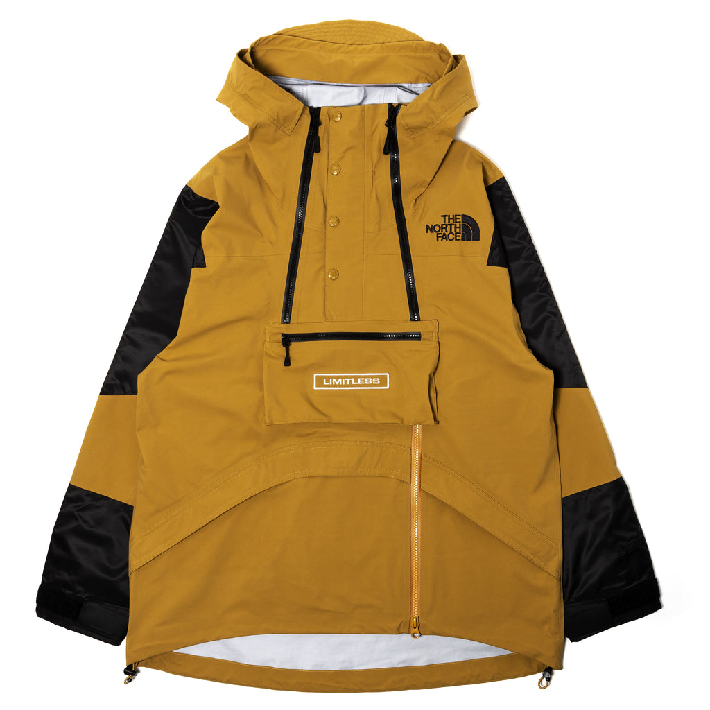 The North Face Black Series x Kazuki Kuraishi Urban Gear Raincoat British Khaki