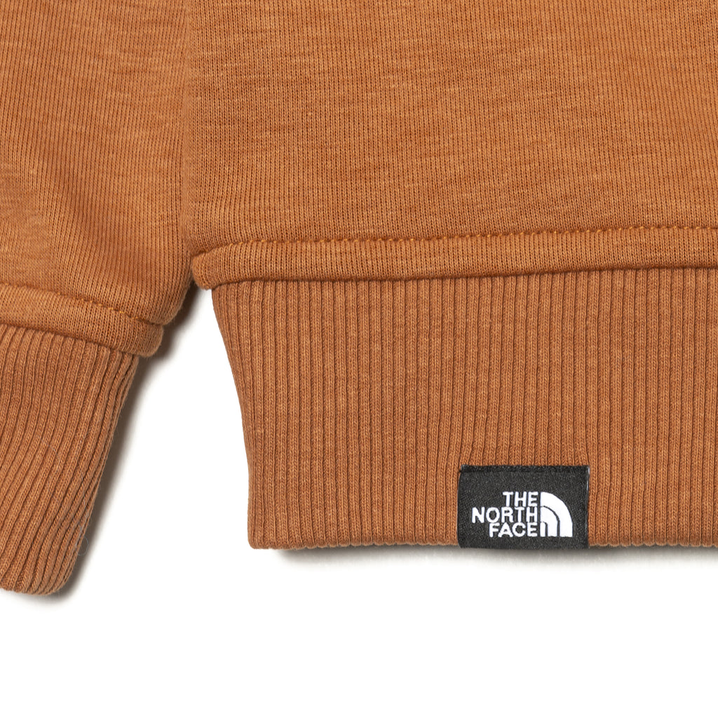 The North Face Fine 2 Hoodie Caramel Cafe