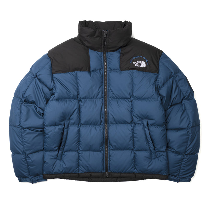 The North Face Lhotse Expedition Jacket Blue Wing Teal