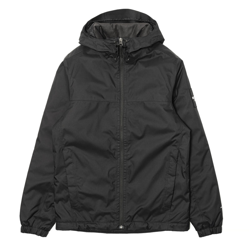 The North Face Mountain Q Insulated Jacket Black