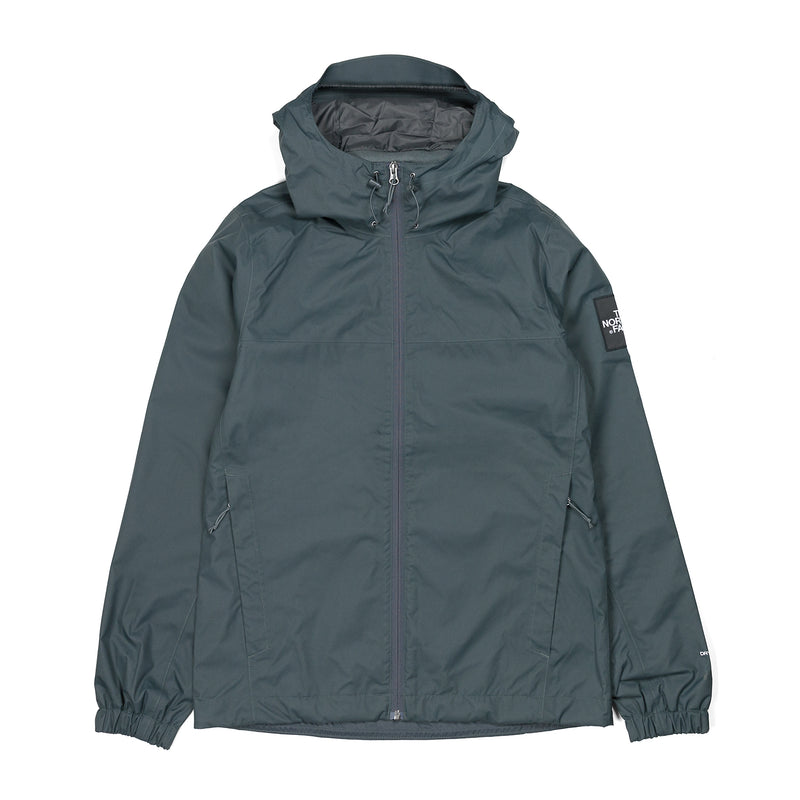 The North Face Mountain Q Jacket Asphalt Grey
