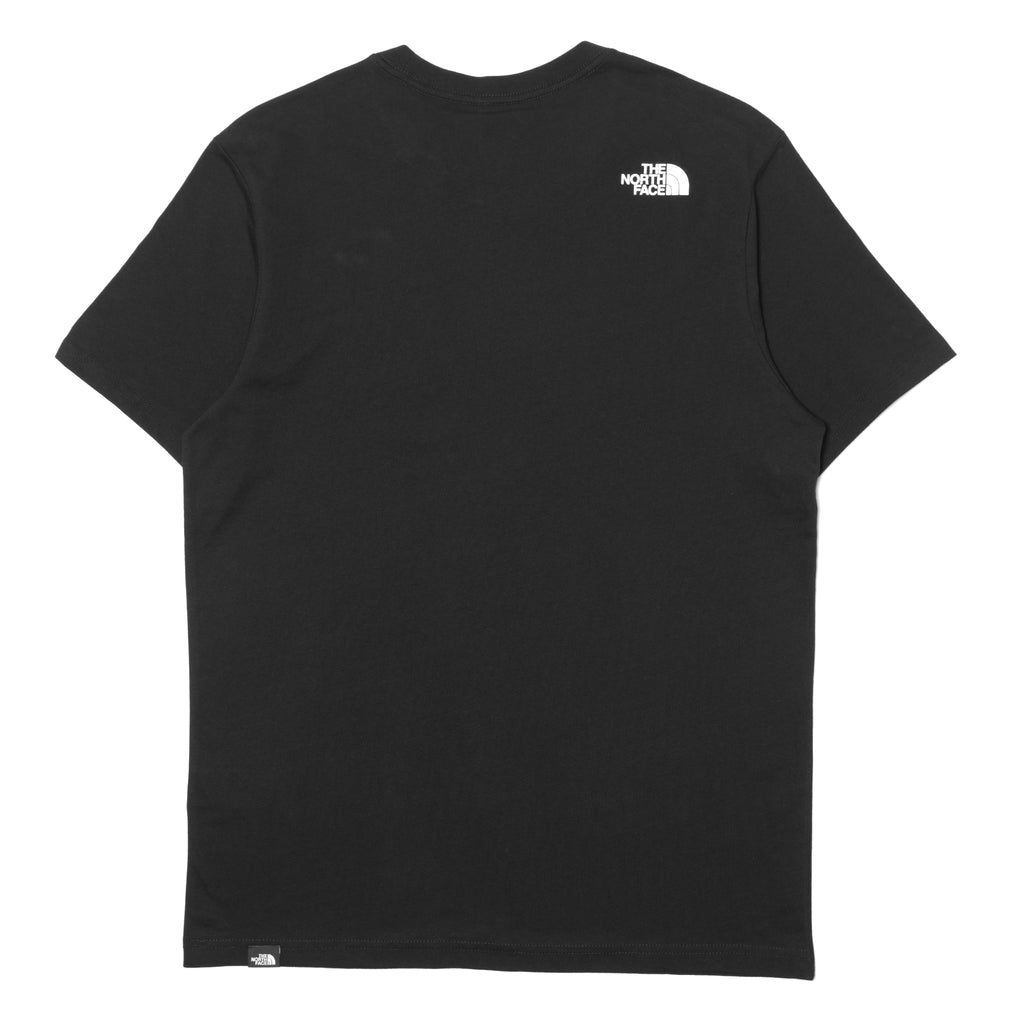 The North Face S/S Fine Tee Black