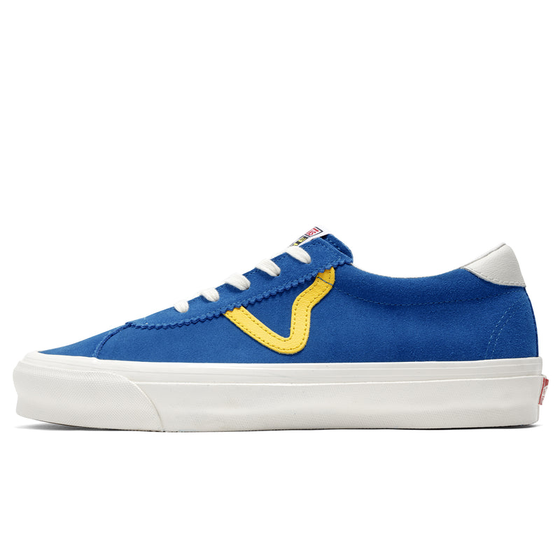 Vans Vault Epoch OG LX Mykonos Blue Lemon Chrome