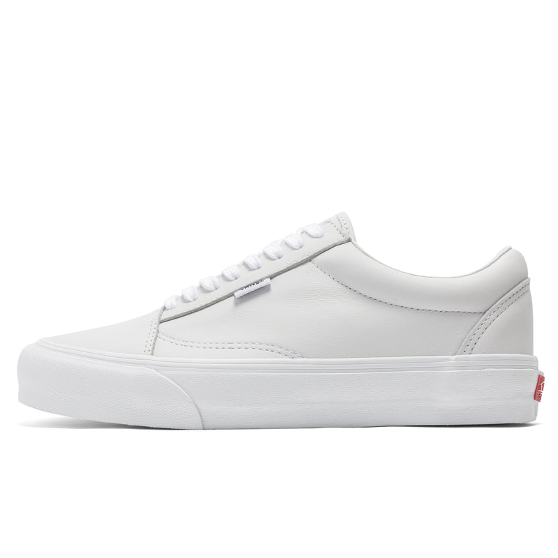 Vans Vault Old Skool NS VLT LX True White