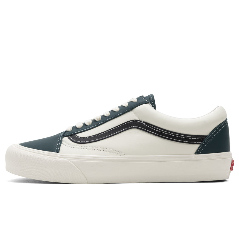 Vans Vault Old Skool VLT LX Evergreen