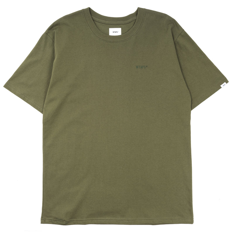 WTaps 40PCT UPARMORED T-Shirt Olive Drab