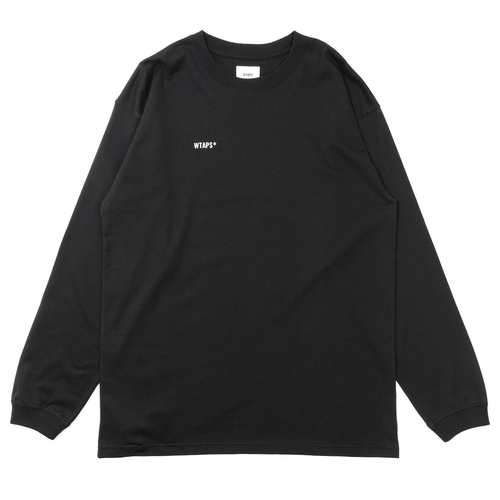 WTAPS 40PCT Uparmored L/S T-Shirt Black