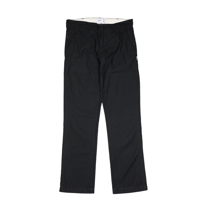 WTaps BUDS Skinny Trousers Black