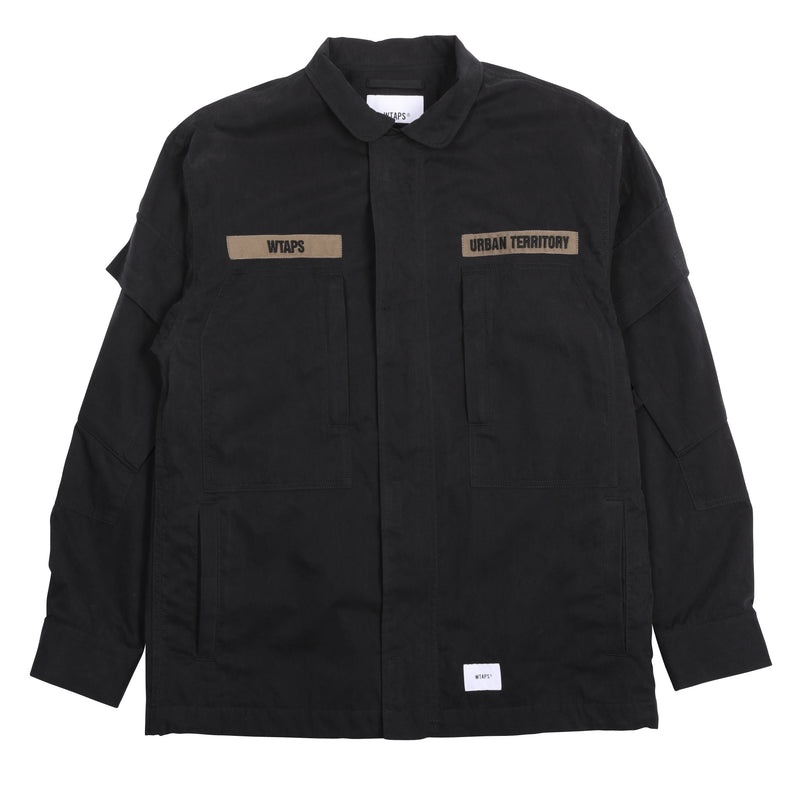 WTAPS D90 Jacket Black