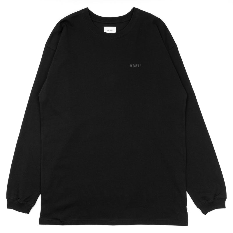 WTaps Circa Long Sleeve Shirt Black