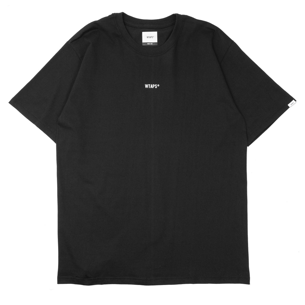 WTaps GPS 02 T-Shirt Black