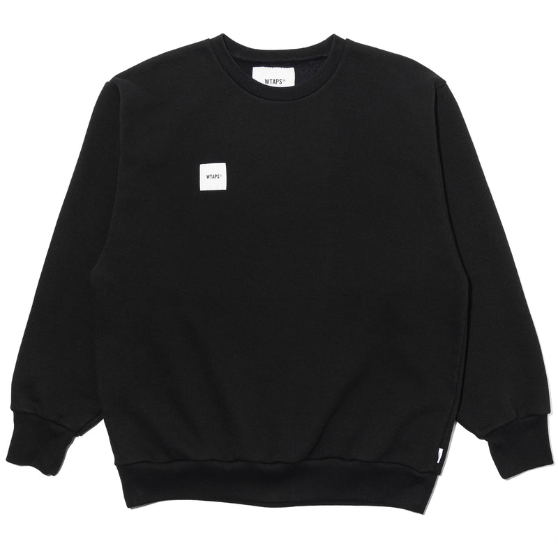 WTaps Home Base Crewneck Black