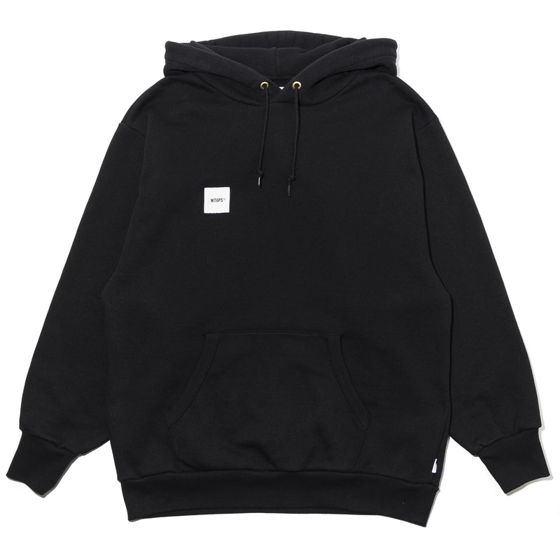 WTaps Home Base Hooded Sweatshirt Black