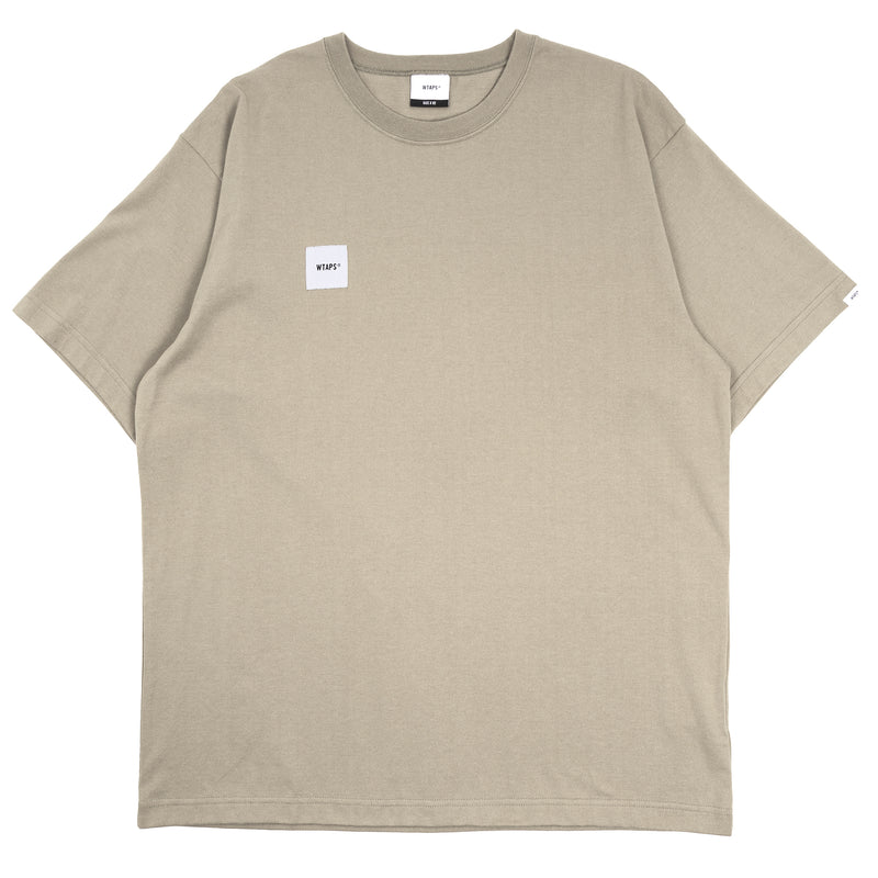 WTaps Home Base SS 01 T-Shirt Beige