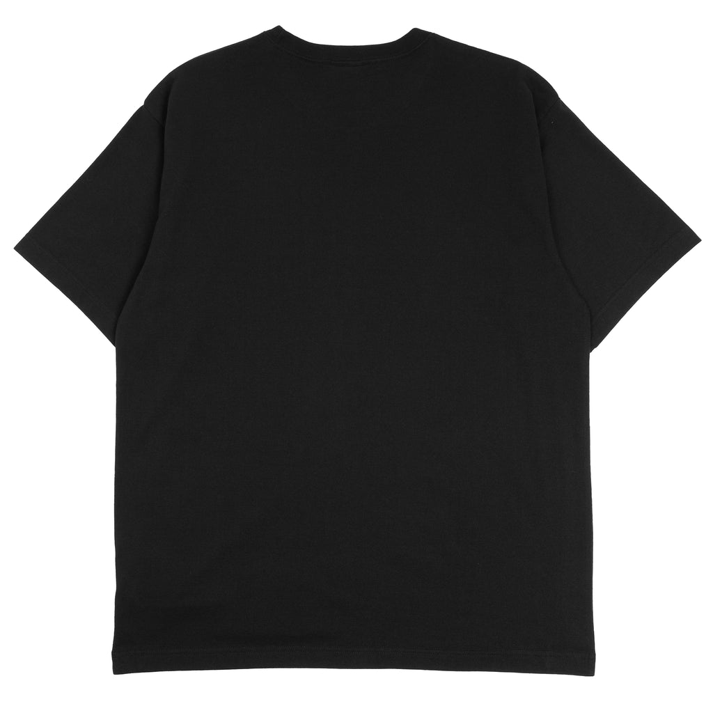 WTaps Home Base SS 01 T-Shirt Black