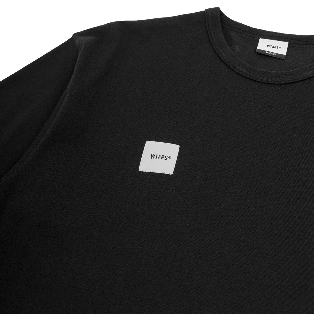 WTaps Home Base SS 02 T-Shirt Black