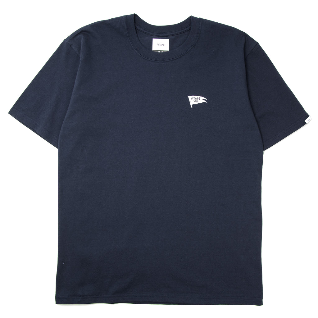 WTaps Issue T-Shirt Navy