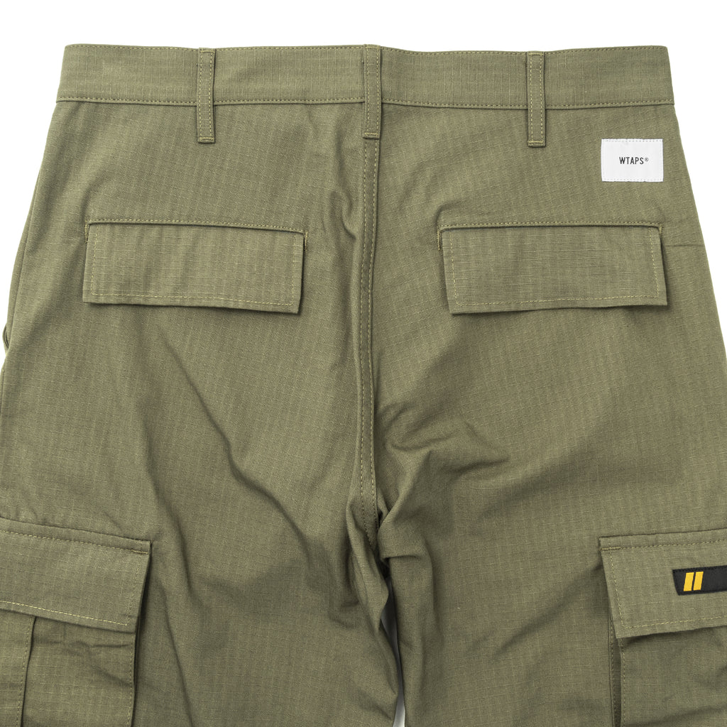 WTaps Jungle Stock Pants Olive Drab