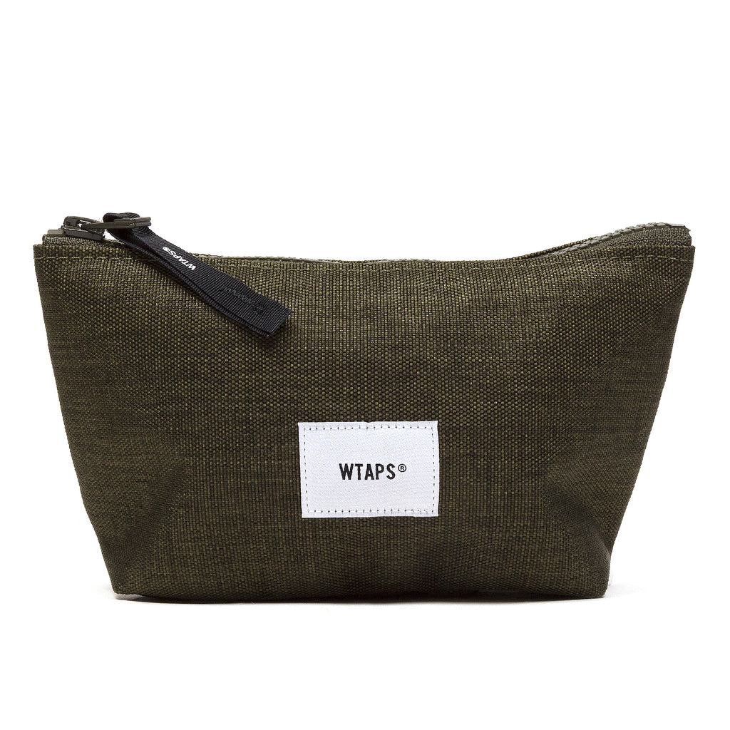 WTaps Mag M Nylon Pouch Olive Drab