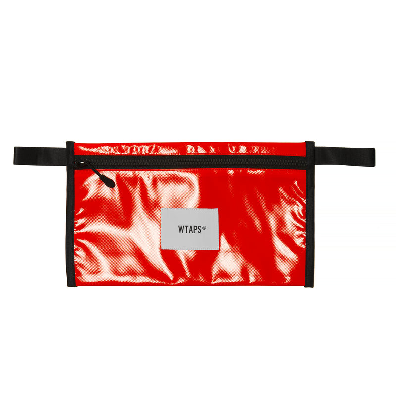 WTaps Mag Pouch Orange