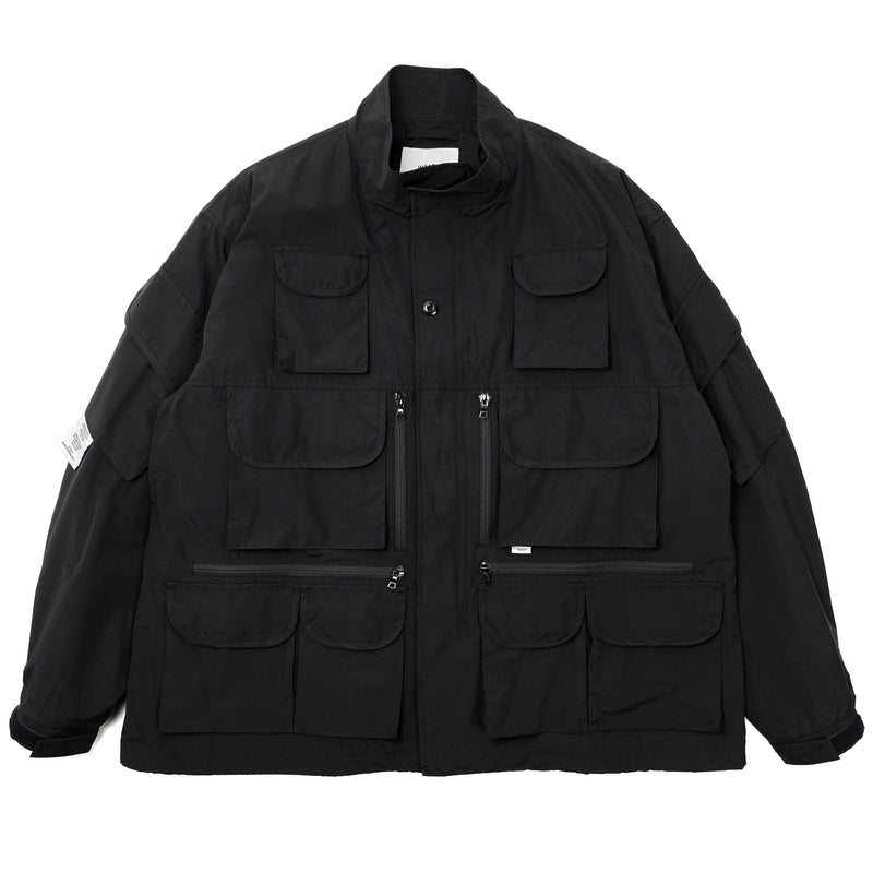 WTaps Modular Jacket Black