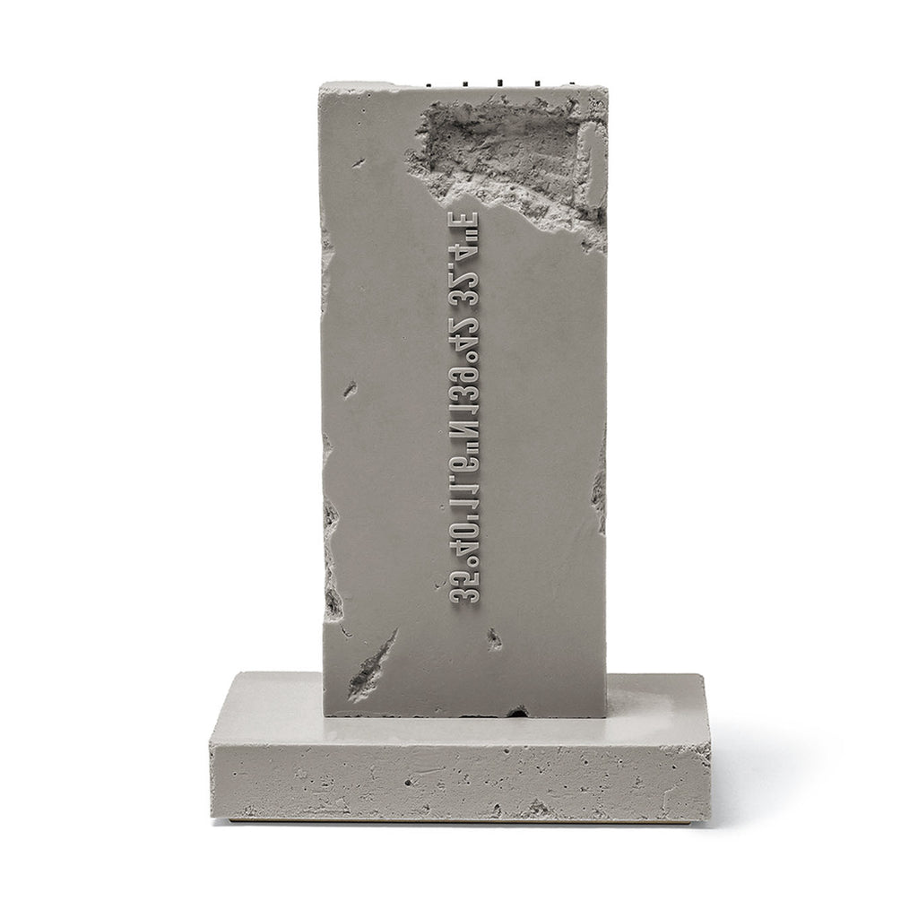 WTAPS Monolith Resin Incense Chamber Gray