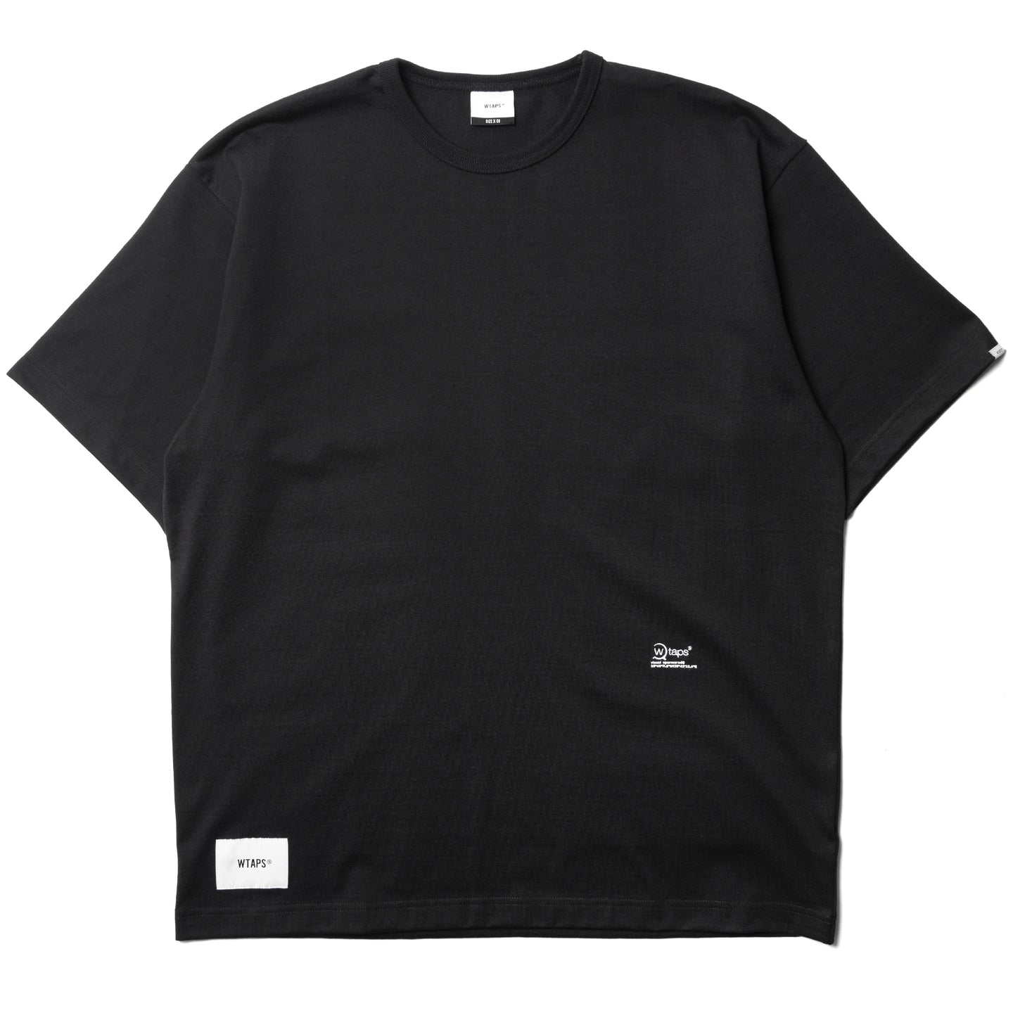 WTAPS OG T-Shirt Black