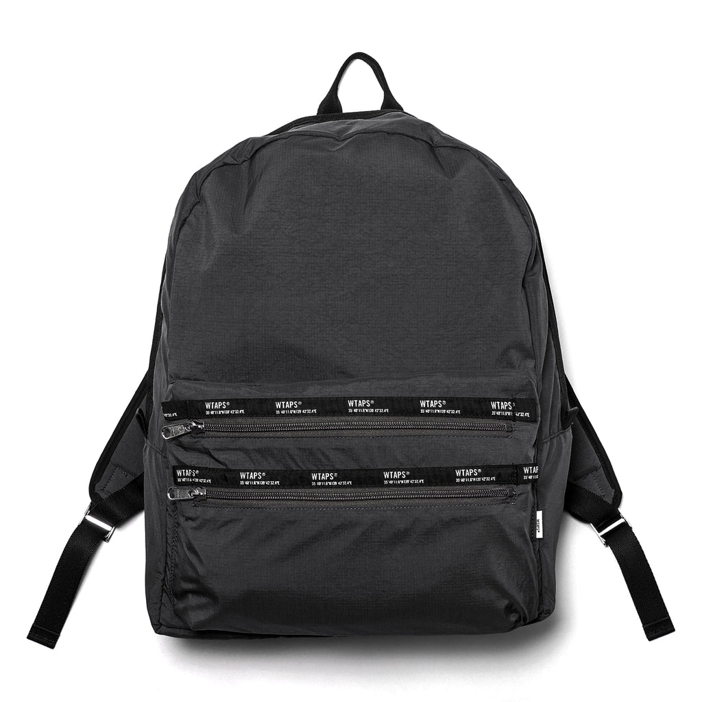 WTaps PST Nylon Backpack Black