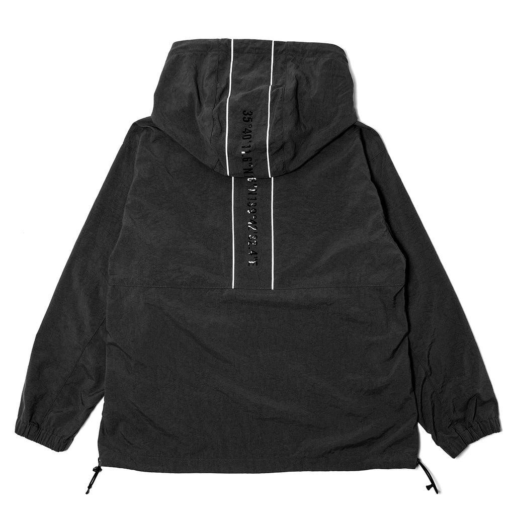 WTaps SBS Oxford Jacket Black
