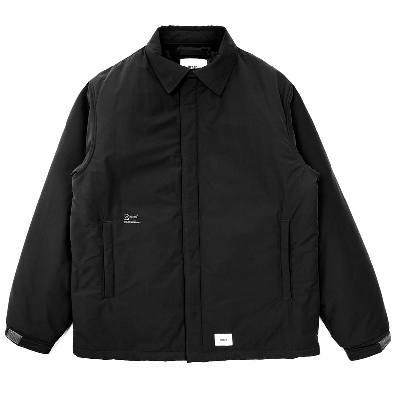 WTaps Stock Man Jacket Black