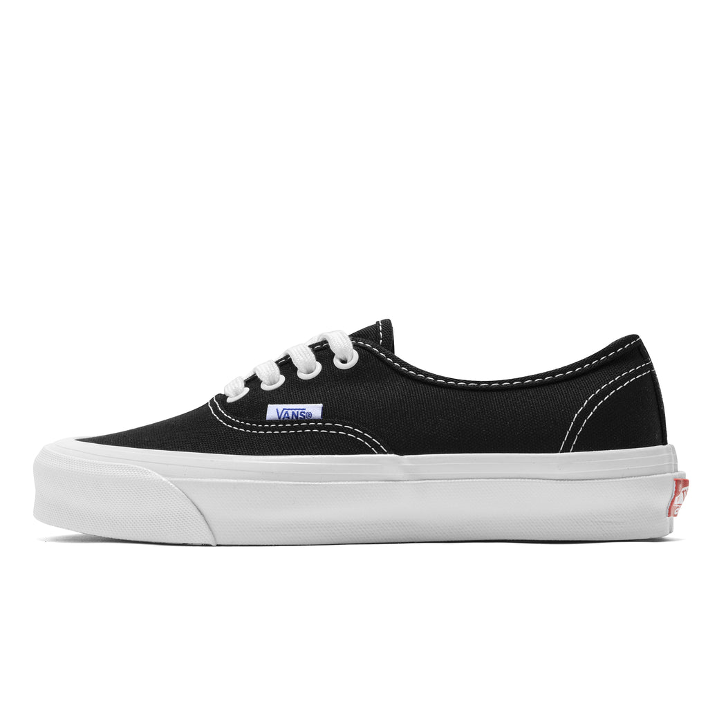 Women's Vans Vault OG Authentic LX Black True White