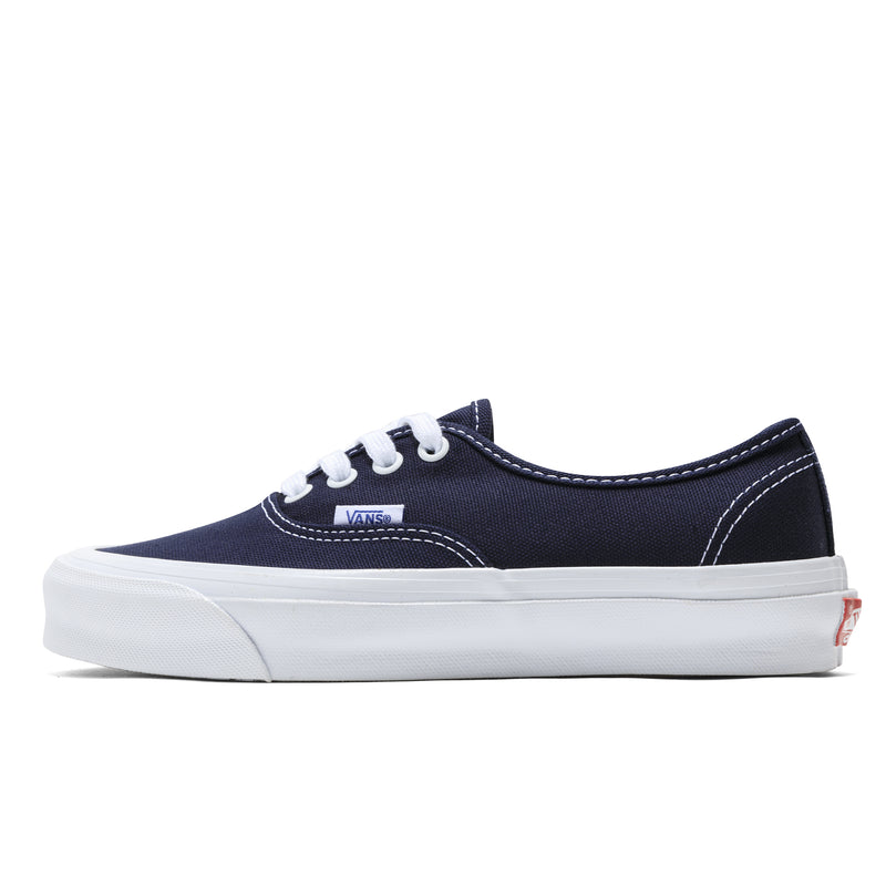 Women's Vans Vault OG Authentic LX Navy