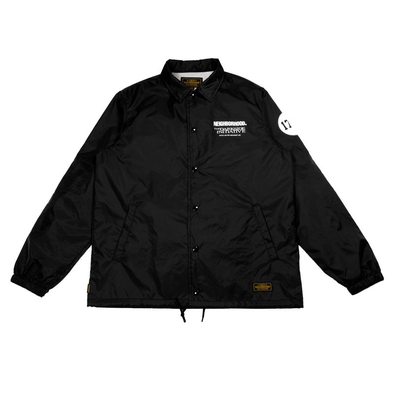 "Neighborhood x The Darkside Initiative ""17/10"" Brooks Jacket"