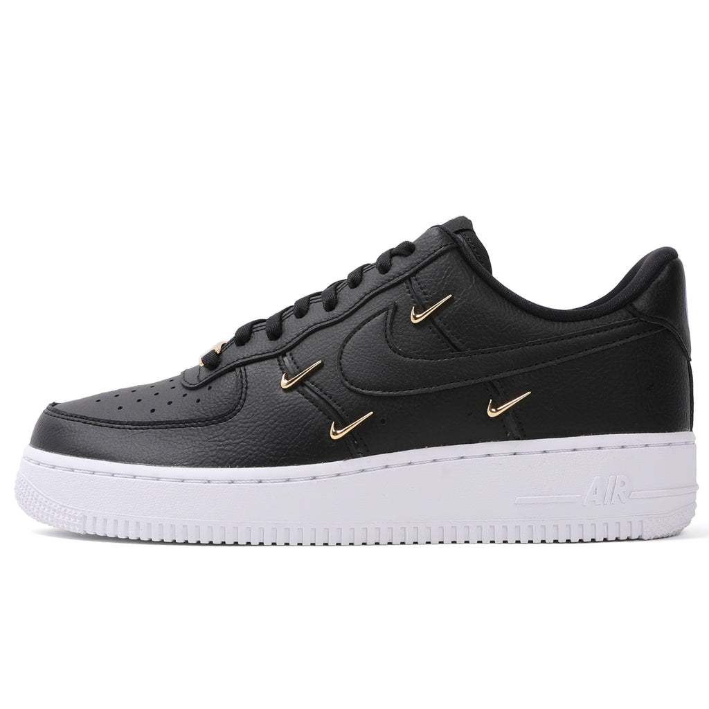Women's Nike Air Force 1 '07 LX Black Metallic Gold