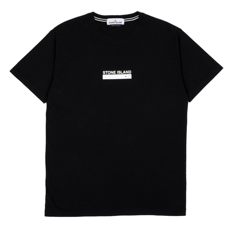Stone Island Small Logo One T-Shirt Black