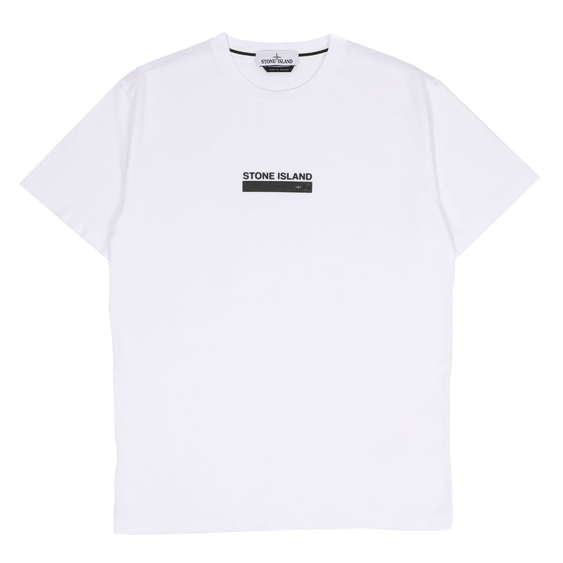 Stone Island Small Logo One T-Shirt White