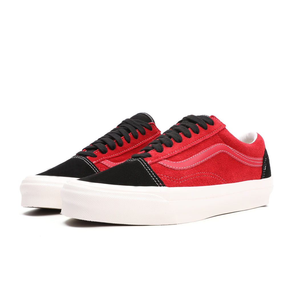 Vans Vault OG Old Skool LX Chili Pepper