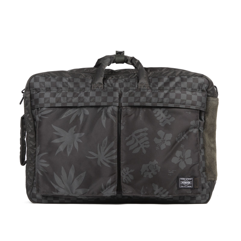 Vans Vault x Porter 3-Way Brief Case Forest Night