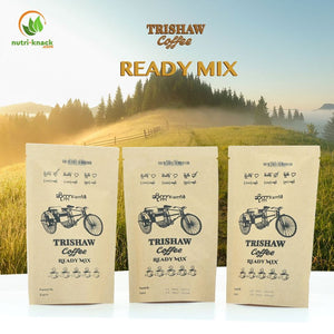 Trishaw Coffee Ready Mix(110g)