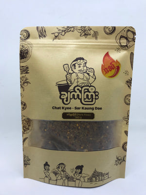 Chat Kyee - Pork Floss Spicy 160g